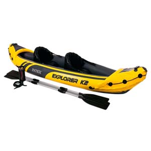 Kayak hinchable Intex Explorer K2