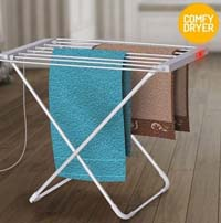 Tendedero eléctrico plegable Comfy Dryer