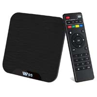 Android smart TV box VIDEN W2
